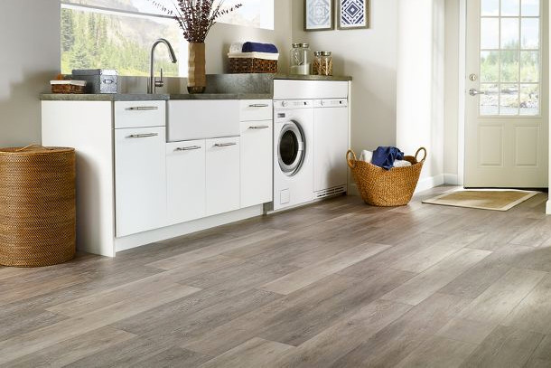 Waterproof Flooring Is Quickly Becoming A Very Popular Flooring Choice.  Homeowners Love It Due To Itsu0027 Water Resistant Properties And Durability.
